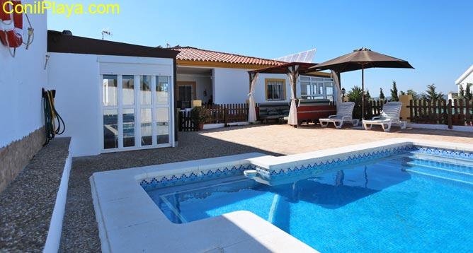 chalet piscina1