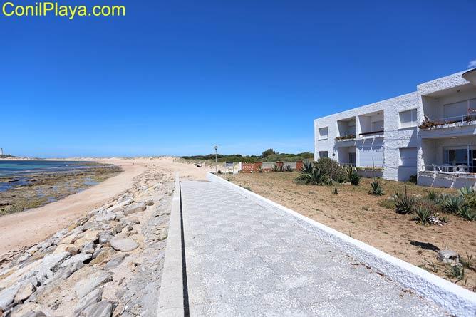Apartamentos playas del estrecho