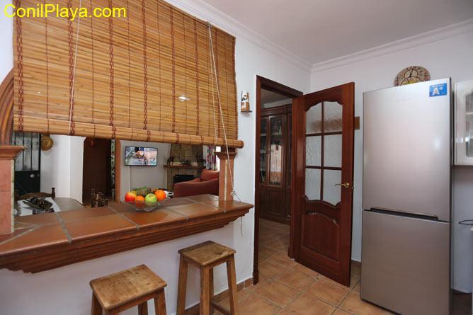 cocina barra