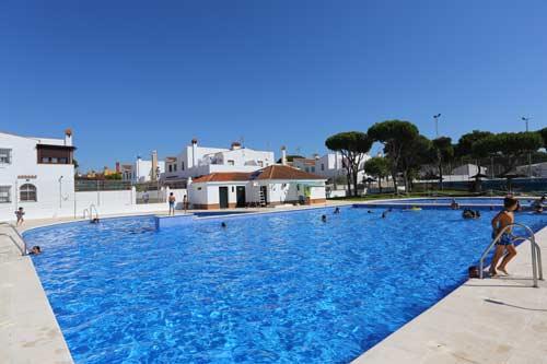 foto del apartamento en Playa de la Barrosa en alquiler