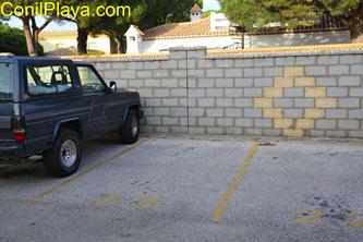 aparcamiento privado