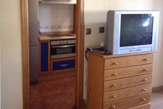 Salón del apartamento.