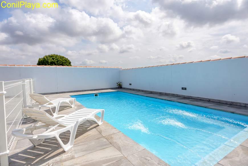 Apartamento en Chiclana con piscina, Cádiz