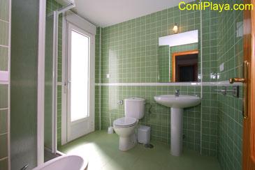 Cuarto de baño de la primera planta