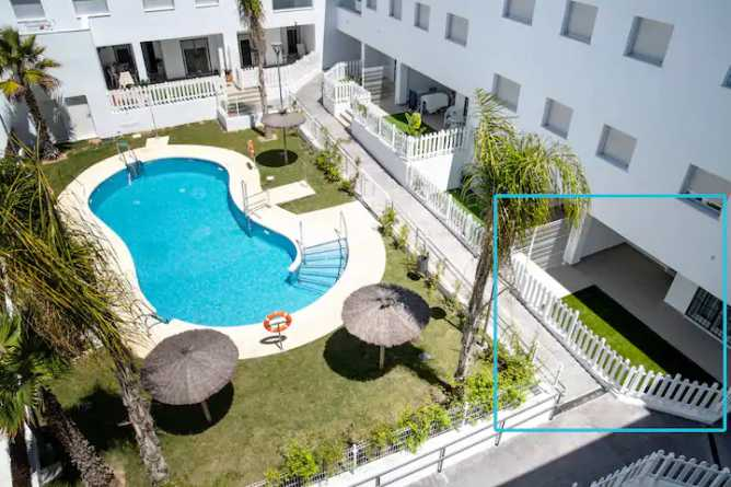 urbanizacion piscina
