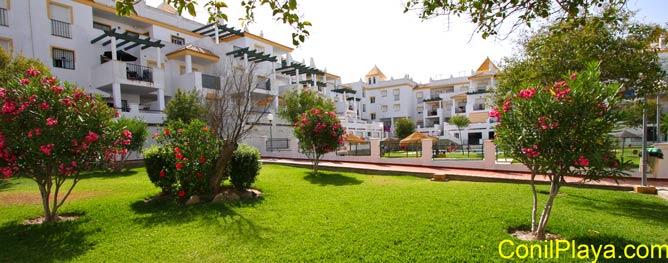 Urbanización La Atalaya, Conil.