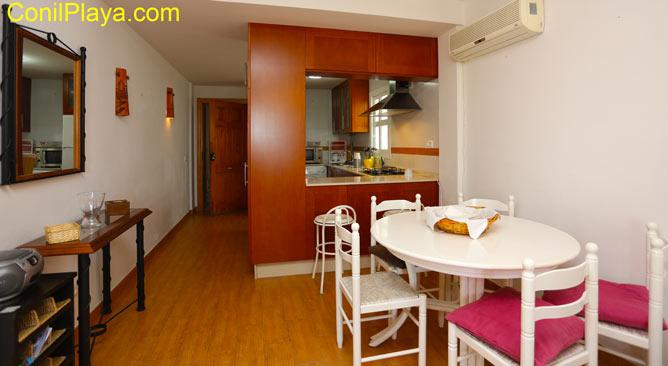 apartamento comedor