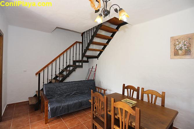 Salon del apartamento