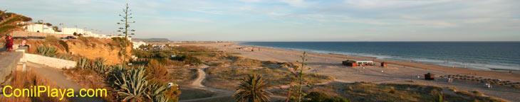 Playa de Conil.