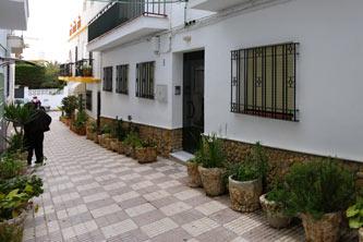 Fachada Calle Cañaveral.