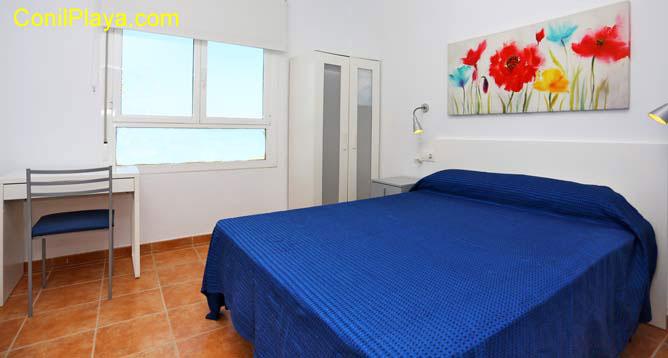 Apartamento con dos camas individuales