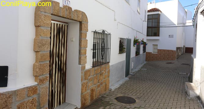 apartamento entrada