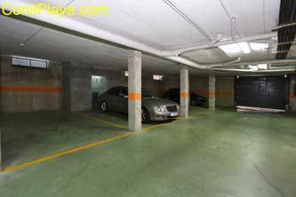 aparcamiento con cancela automatica