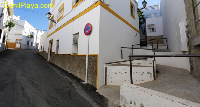 barrio de Conil