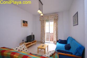 Apartamento situado a la entrada de Conil