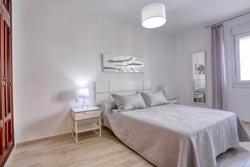 Apartamento de 2 dormitorios y para 6 personas.