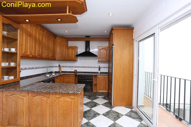 balcon junto a la cocina.