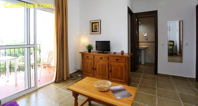 apartamento en Conil de 2 dormitorios