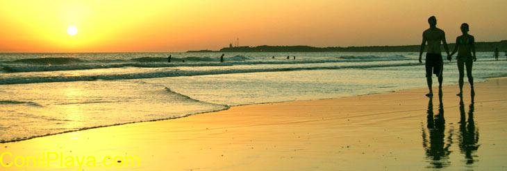 paseo playa