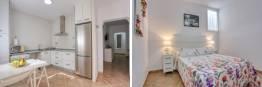 Excelente apartamento - duplex en ático, situado en zona céntrica de Conil.