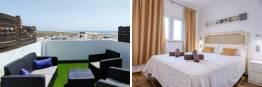 Estupendo apartamento con terraza privada
