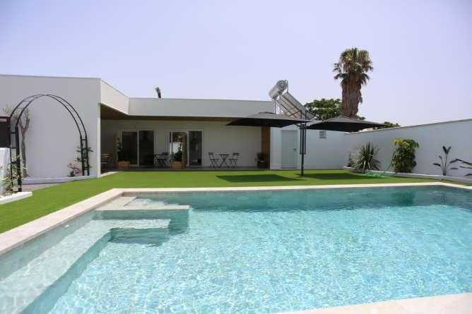 apartamentos conil piscina