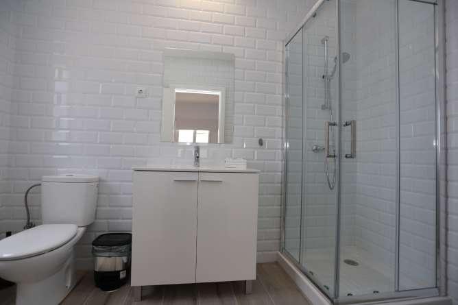 cuarto bano on ducha