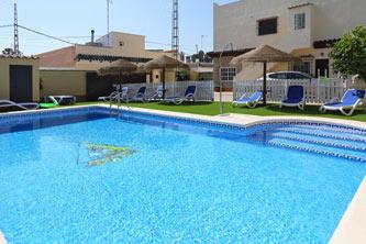 Apartamento con piscina en Conil