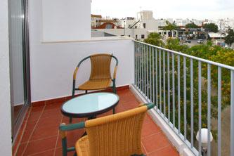 Alquiler de Apartamento en Conil para 2 personas (max 3) Con aire acondicionado.