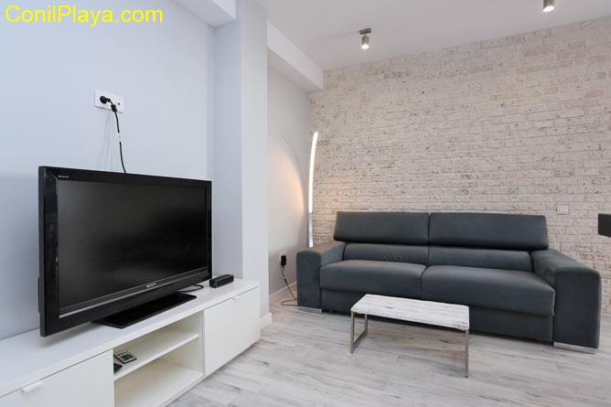 sofás del salón
