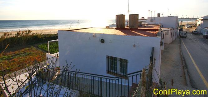Apartamento en la playa de la Fontanilla