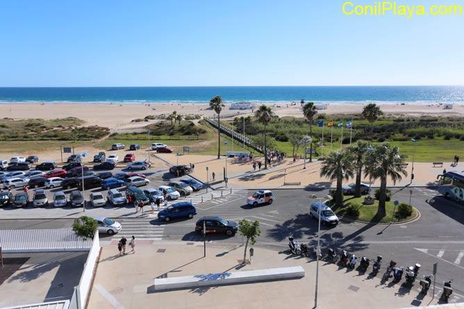 Apartamento en la playa de los bateles