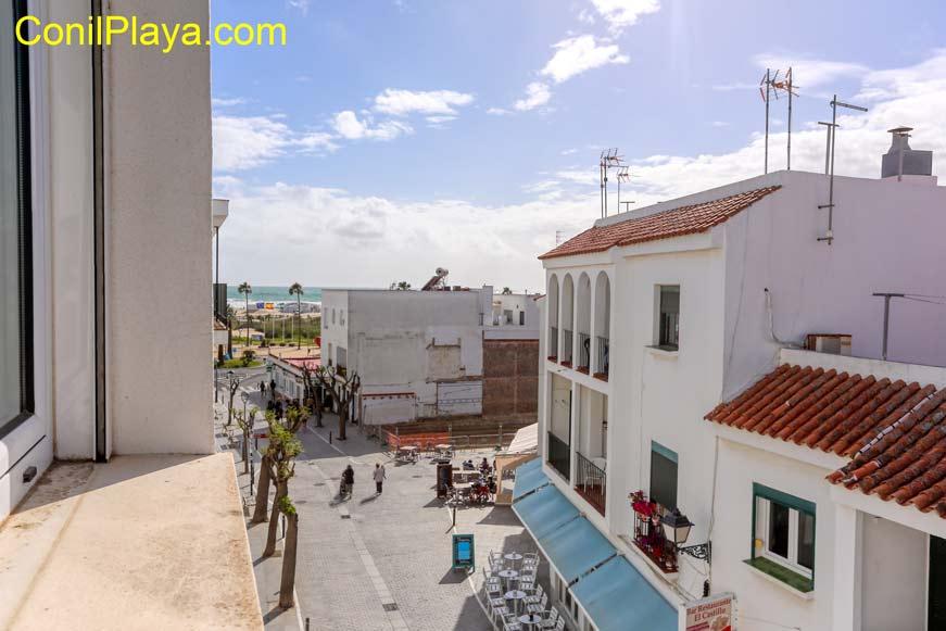 Apartamento en Conil en alquiler con vistas al mar.