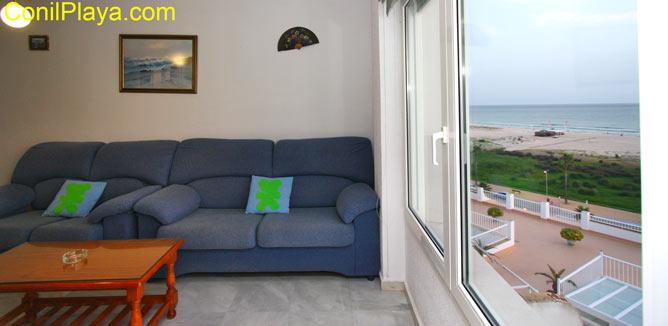 apartamento en Conil en primera linea de playa