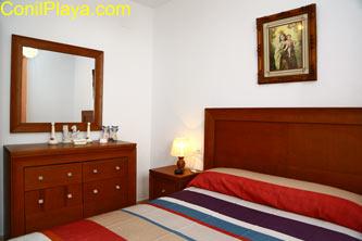 comoda del dormitorio principal