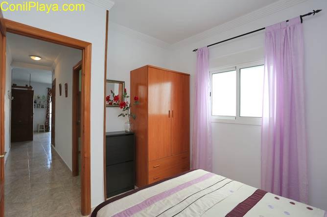 armario del dormitorio