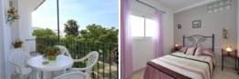 Apartamento en Conil con terraza