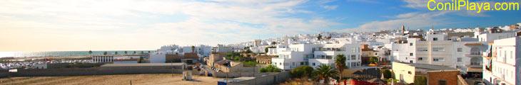 Vista del pueblo desde la azotea