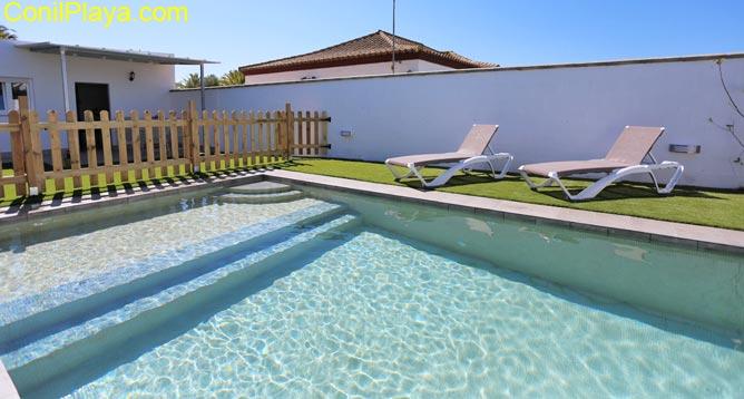 piscina 2 niveles