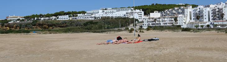 Playa de El Chorrillo, Conil de la Frontera