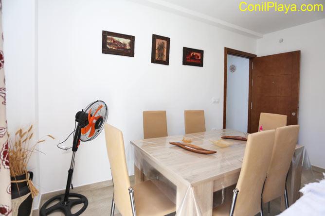 Comedor del apartamento