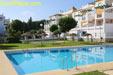2 dormitorios,4 personas. Apartamento con piscina en urbanización la Atalaya, a unos 5 minutos andando de la playa de El Chorrillo. Amplia terraza con vistas a la piscina.