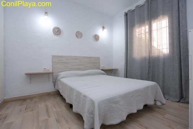 dormitorio principal amplio