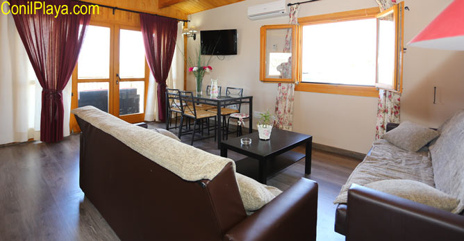 salón - sofá