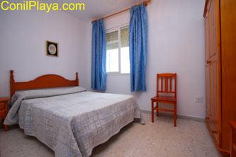 dormitorio principal con empotrado