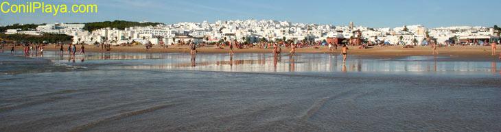 Playa de Los Bateles en Conil de La Frontera