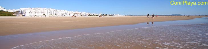 playa de el Chorrillo y los Bateles.