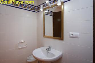 lavabo del cuarto de baño