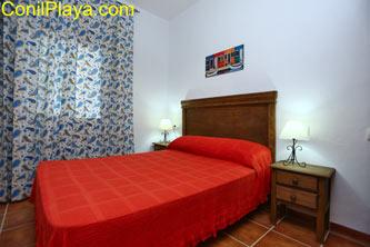 dormitorio principal con armario