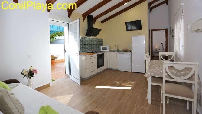 apartamento con salon - comedor y cocina